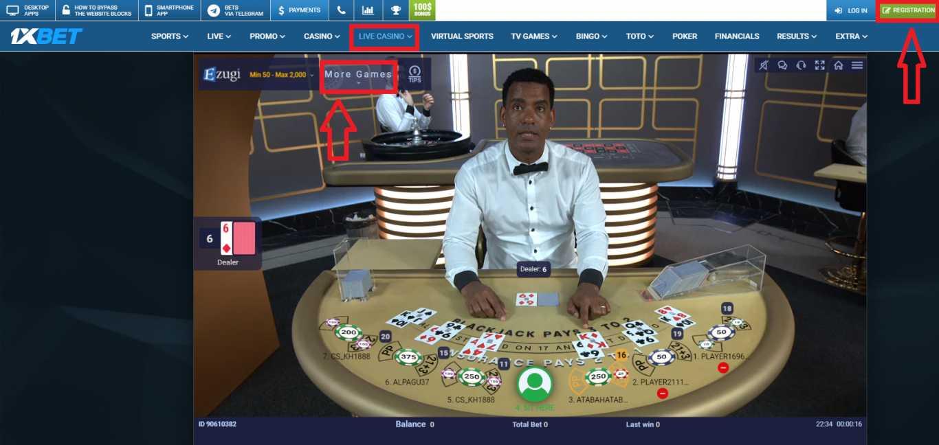 1xBet Promo Code for Casino