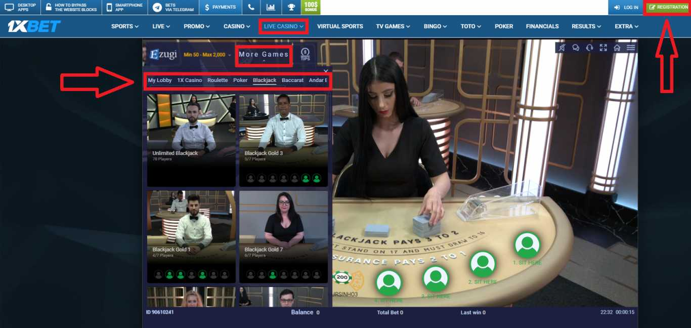 1xBet Ghana Registration — How to Create an Account in a Minute